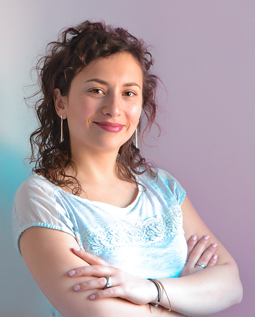 Samantha Abbate Graphiste à Niort